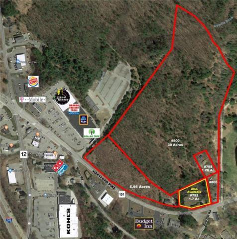 800 Hartford Pike, Killingly, CT 06241 (MLS #170145301) :: Stephanie Ellison