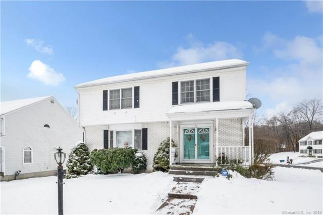 45 Regency Hill, Waterbury, CT 06708 (MLS #170145459) :: Stephanie Ellison