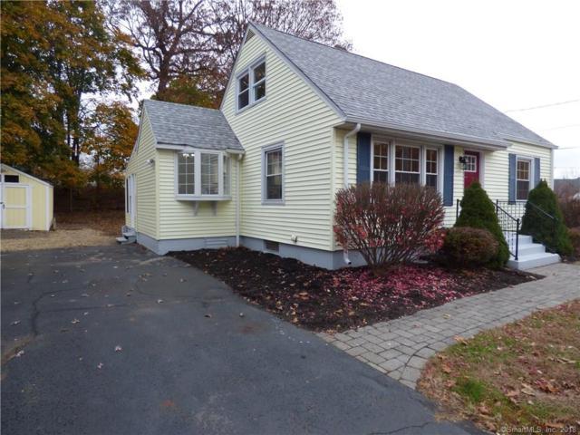 11 Colonial Lane, Wallingford, CT 06492 (MLS #170146193) :: Stephanie Ellison