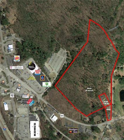 798-800 Hartford Pike, Killingly, CT 06241 (MLS #170146251) :: Stephanie Ellison