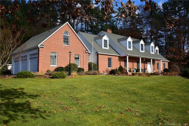 18 Hallie Lane, Somers, CT 06071 (MLS #170146344) :: NRG Real Estate Services, Inc.