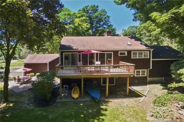 161 Old Hyde Road, Weston, CT 06883 (MLS #170146349) :: The Higgins Group - The CT Home Finder