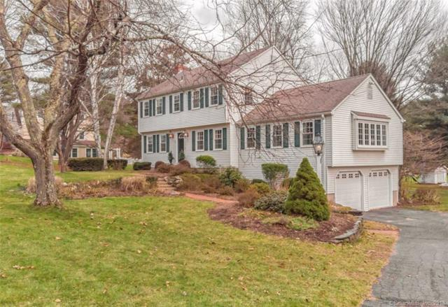 19 Homestead Road, Simsbury, CT 06092 (MLS #170147425) :: Stephanie Ellison