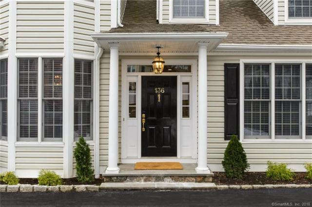 136 Harrison Avenue, New Canaan, CT 06840 (MLS #170147453) :: The Higgins Group - The CT Home Finder