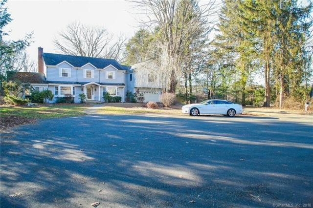 55 Blueberry Hill Road, Weston, CT 06883 (MLS #170147746) :: The Higgins Group - The CT Home Finder