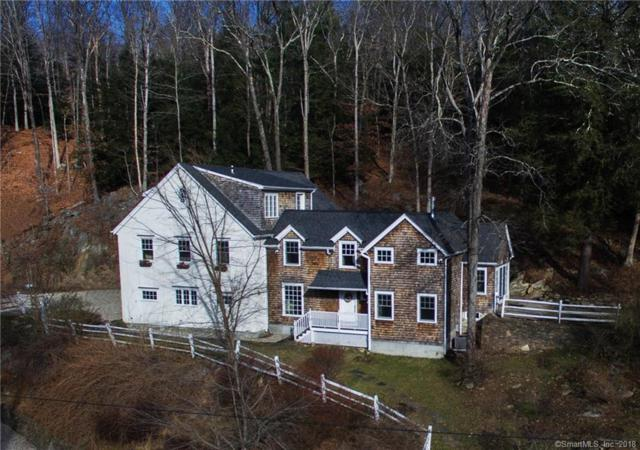 580 Redding Road, Redding, CT 06896 (MLS #170148264) :: The Higgins Group - The CT Home Finder