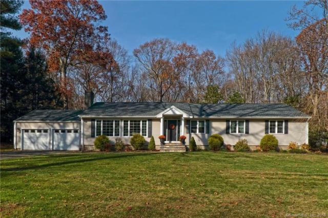 79 Maple Vale Drive, Woodbridge, CT 06525 (MLS #170148267) :: Carbutti & Co Realtors