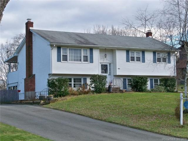 63 Hope Hill Road, Wallingford, CT 06492 (MLS #170148373) :: Stephanie Ellison