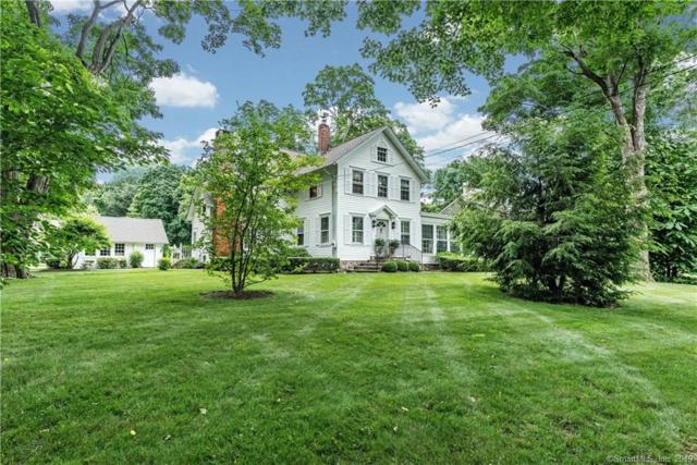 83 West Lane, Ridgefield, CT 06877 (MLS #170148710) :: Hergenrother Realty Group Connecticut