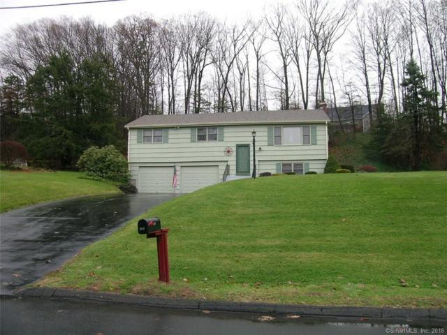100 Kenneth Drive, Vernon, CT 06066 (MLS #170148779) :: Anytime Realty