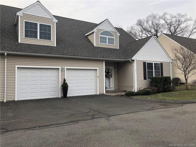 4 Pond View Circle #4, North Haven, CT 06473 (MLS #170148929) :: Carbutti & Co Realtors