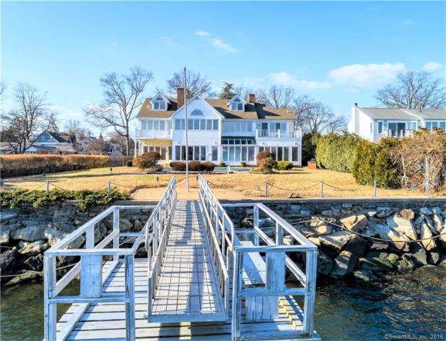 110 Davenport Drive, Stamford, CT 06902 (MLS #170149041) :: The Higgins Group - The CT Home Finder
