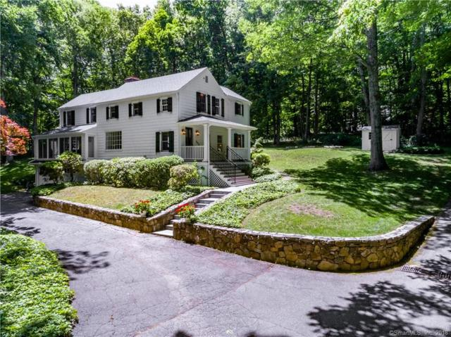 834 Valley Road, New Canaan, CT 06840 (MLS #170149461) :: The Higgins Group - The CT Home Finder