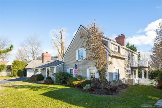 27 Half Moon Way, Stamford, CT 06902 (MLS #170149529) :: The Higgins Group - The CT Home Finder