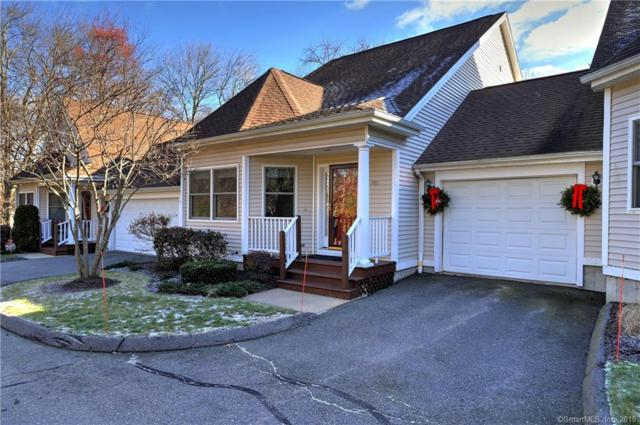293 Garden Terrace #293, Shelton, CT 06484 (MLS #170149611) :: The Higgins Group - The CT Home Finder