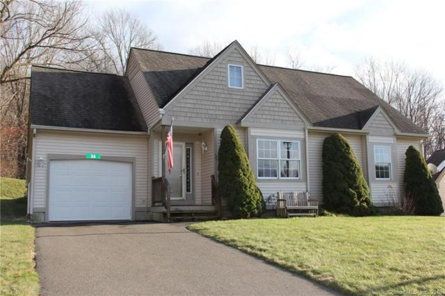 36 River Road #36, Hebron, CT 06248 (MLS #170150164) :: Anytime Realty