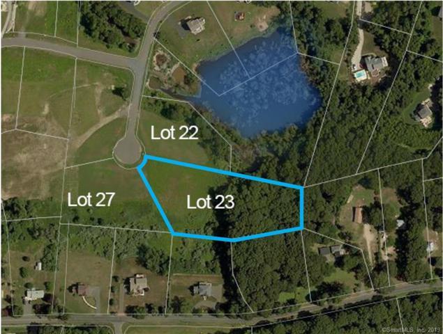 Lot23/99 Mesa Drive, Bethany, CT 06524 (MLS #170152814) :: Carbutti & Co Realtors