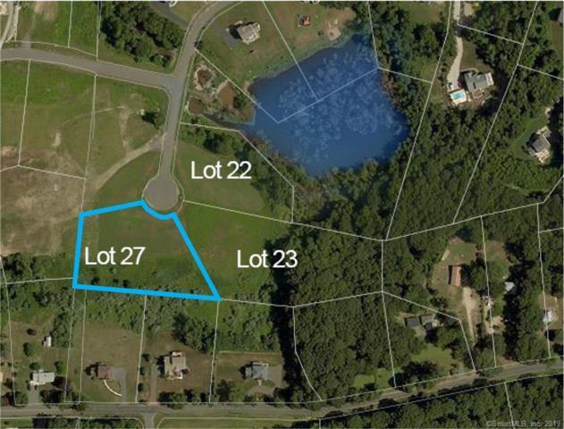 Lot27/100 Mesa Drive, Bethany, CT 06524 (MLS #170152818) :: Carbutti & Co Realtors