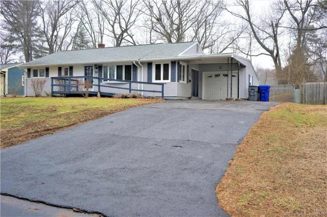 21 Starr Lane, Enfield, CT 06082 (MLS #170153606) :: NRG Real Estate Services, Inc.