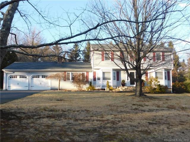 5 Deerfield Lane, Monroe, CT 06468 (MLS #170153721) :: Stephanie Ellison