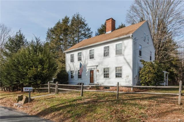 276 Old Post Road, North Branford, CT 06472 (MLS #170154523) :: Hergenrother Realty Group Connecticut