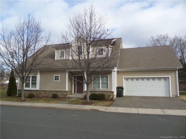 6 Stillman Walk #6, Wethersfield, CT 06109 (MLS #170154592) :: Hergenrother Realty Group Connecticut
