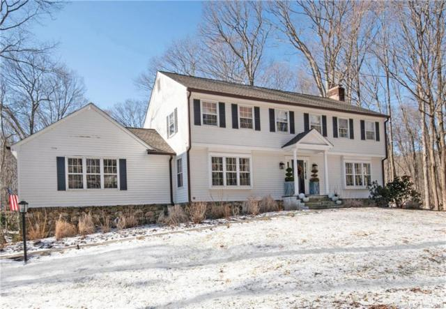 305 Weed Street, New Canaan, CT 06840 (MLS #170154677) :: The Higgins Group - The CT Home Finder