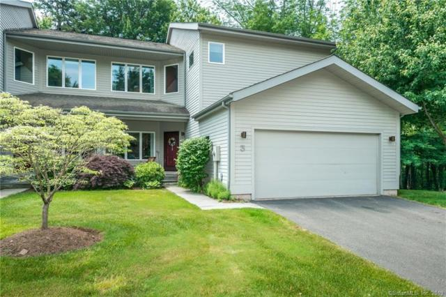 3 Templeton Court #3, Avon, CT 06001 (MLS #170154727) :: Hergenrother Realty Group Connecticut