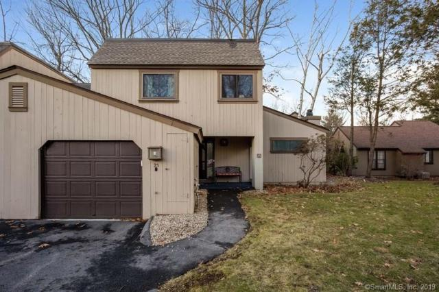 25 Cottonwood Drive #25, Avon, CT 06001 (MLS #170154790) :: Hergenrother Realty Group Connecticut