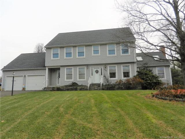 105 Harold Drive, Newington, CT 06111 (MLS #170155095) :: Hergenrother Realty Group Connecticut