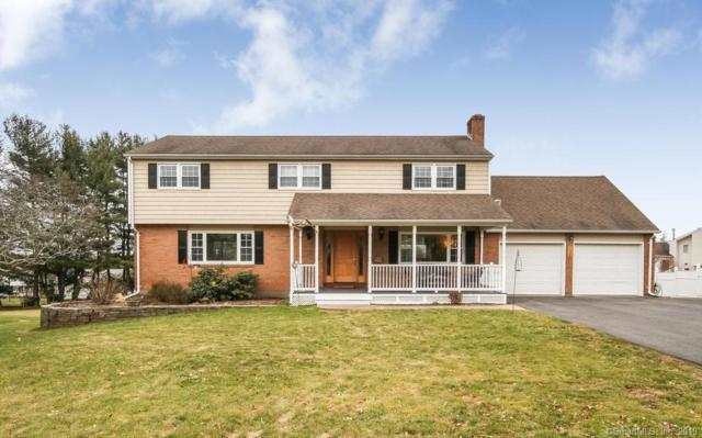 138 Surrey Drive, Wethersfield, CT 06109 (MLS #170155137) :: Hergenrother Realty Group Connecticut