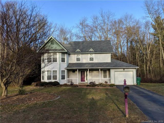 10 Pepper Bush Way #10, South Windsor, CT 06074 (MLS #170155412) :: Hergenrother Realty Group Connecticut