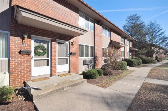 224 New Britain Avenue #15, Farmington, CT 06085 (MLS #170156135) :: Hergenrother Realty Group Connecticut