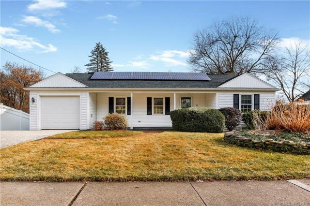 44 Foxridge Road, West Hartford, CT 06107 (MLS #170156696) :: Hergenrother Realty Group Connecticut
