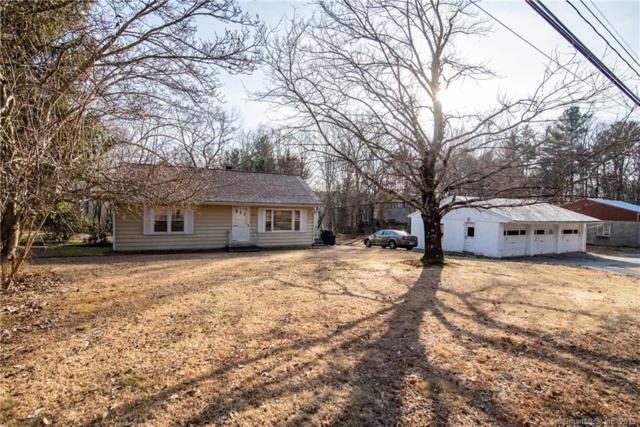 1077 Riverside Drive, Thompson, CT 06255 (MLS #170157573) :: Anytime Realty