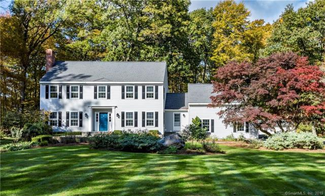 30 Banks Hill Place, Ridgefield, CT 06877 (MLS #170160838) :: The Higgins Group - The CT Home Finder