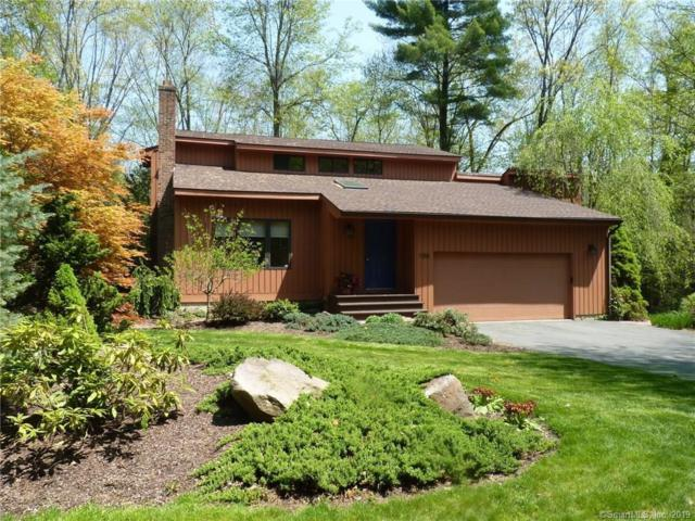 100 Old Canal Way, Simsbury, CT 06089 (MLS #170162064) :: Anytime Realty