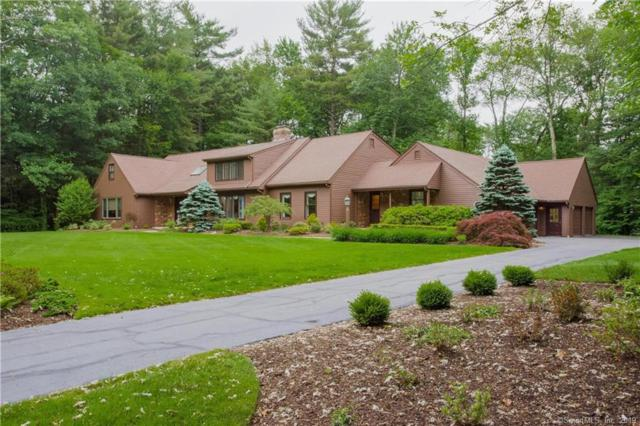 11 Harding Drive, Simsbury, CT 06089 (MLS #170162401) :: Anytime Realty