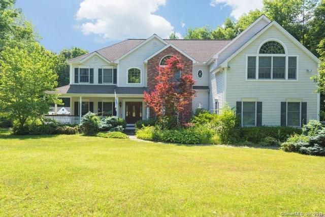 71 Washington Ridge Road, New Milford, CT 06776 (MLS #170163727) :: Hergenrother Realty Group Connecticut