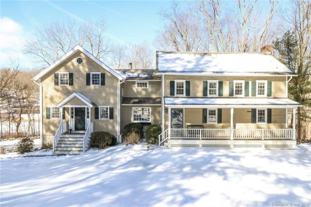 1 Nod Road, Ridgefield, CT 06877 (MLS #170163984) :: Hergenrother Realty Group Connecticut