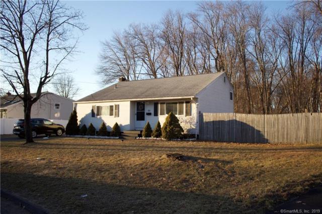 50 Henderson Drive, East Hartford, CT 06108 (MLS #170164088) :: Spectrum Real Estate Consultants