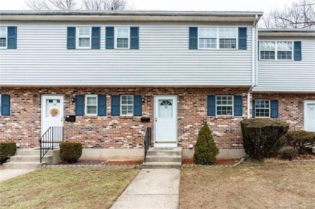 28 Carter Heights #28, Southington, CT 06479 (MLS #170164116) :: Stephanie Ellison