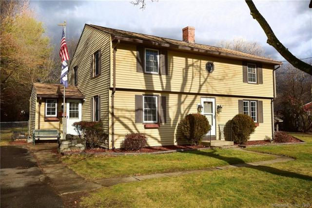 39 North Street, Enfield, CT 06082 (MLS #170164955) :: The Zubretsky Team