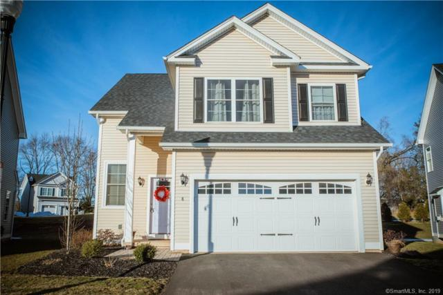 8 Lexington Gardens #8, North Haven, CT 06473 (MLS #170165197) :: Carbutti & Co Realtors