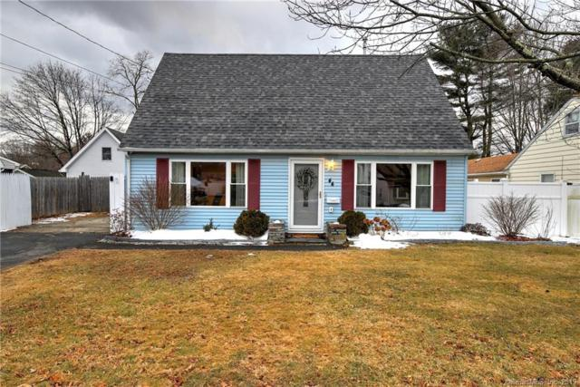 44 Dalton Road, Milford, CT 06460 (MLS #170165304) :: Carbutti & Co Realtors