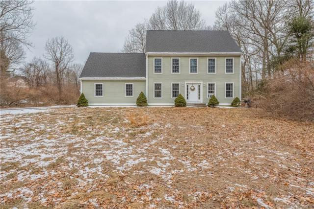 698 Church Street, Hebron, CT 06231 (MLS #170166520) :: Anytime Realty