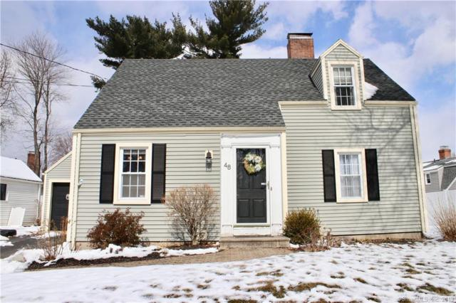 48 Boswell Road, West Hartford, CT 06107 (MLS #170166612) :: Anytime Realty