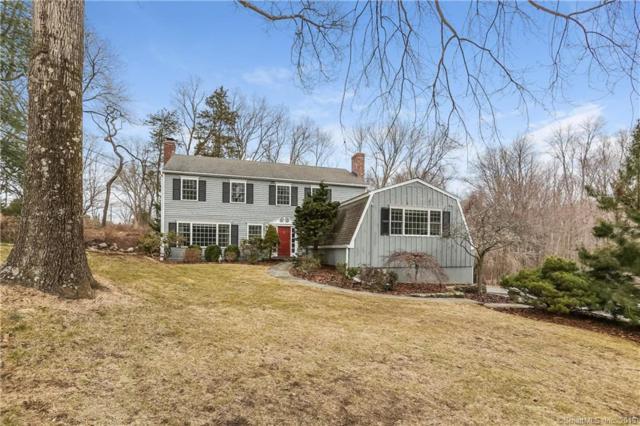 10 Ambler Lane, Wilton, CT 06897 (MLS #170166619) :: The Higgins Group - The CT Home Finder