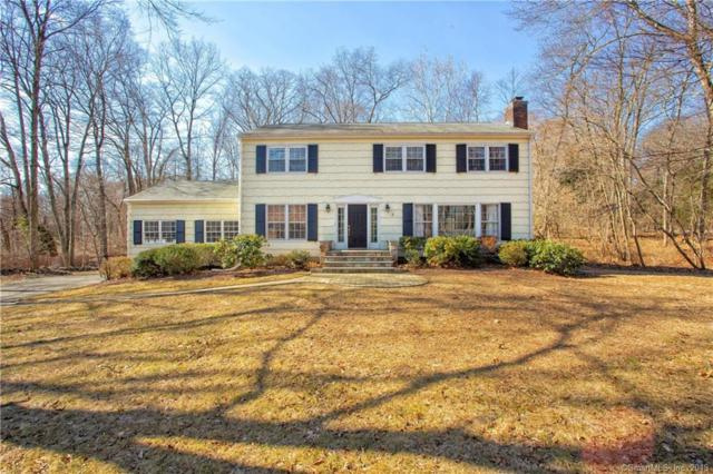 7 Bend Of River Lane, Stamford, CT 06902 (MLS #170166630) :: Hergenrother Realty Group Connecticut