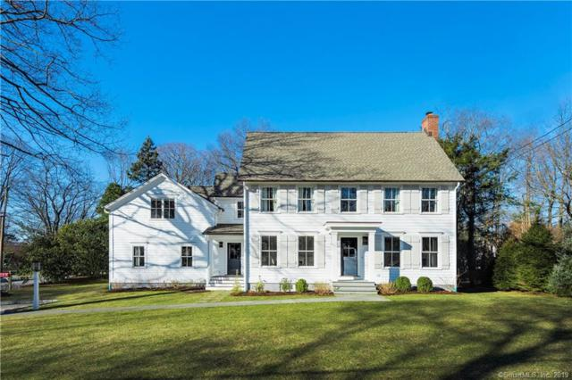 43 Hillside Avenue, Darien, CT 06820 (MLS #170166997) :: Hergenrother Realty Group Connecticut